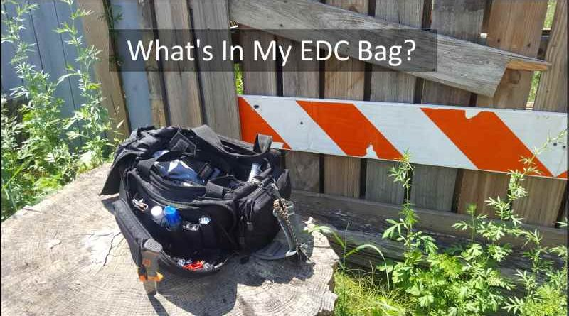 What's In My EDC Bag