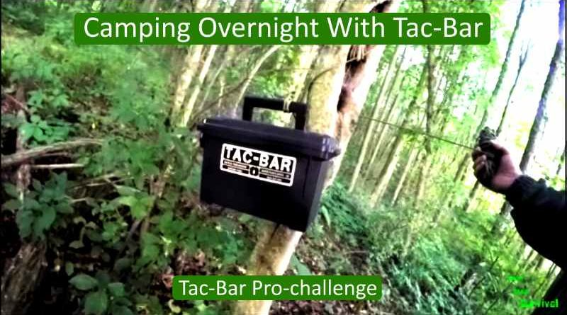 Tac-Bar Prepper Challenge