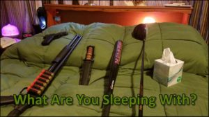 Bedside Handgun? What I Do (And Did)