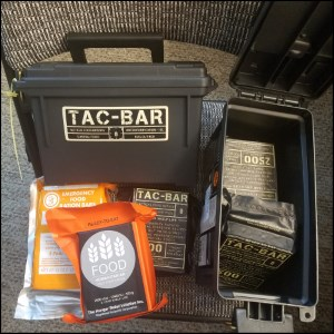 Bugout Food - Emergency Food Ration Bars