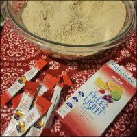 Adding flavor to fiber supplement
