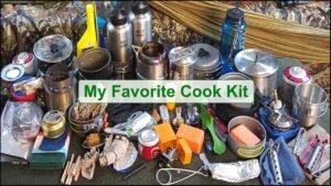 The Cook Kit I Prefer To Carry In My Bug Out Bag