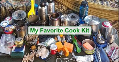 My favorite cook kit