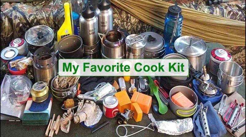 My favorite cook kit
