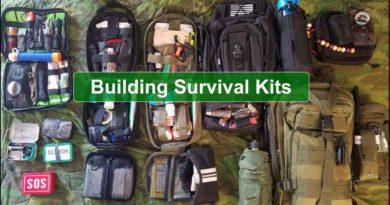 Building Survival Kits