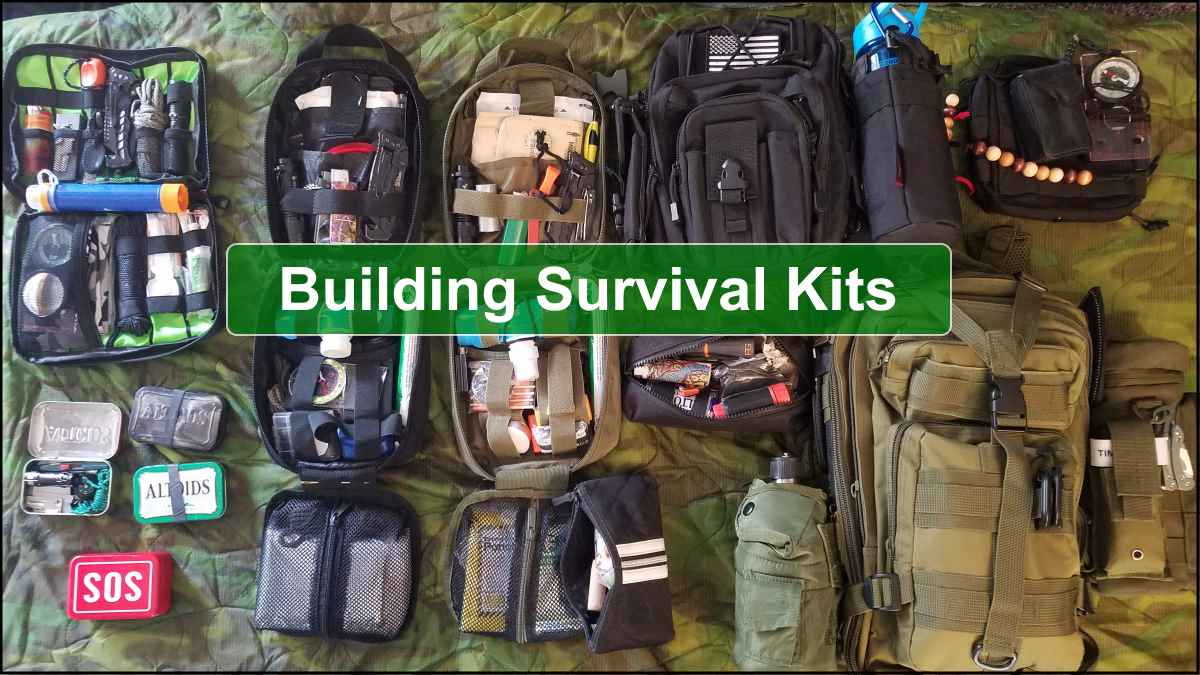 Building Survival Kits Beyond The Altoid Tin