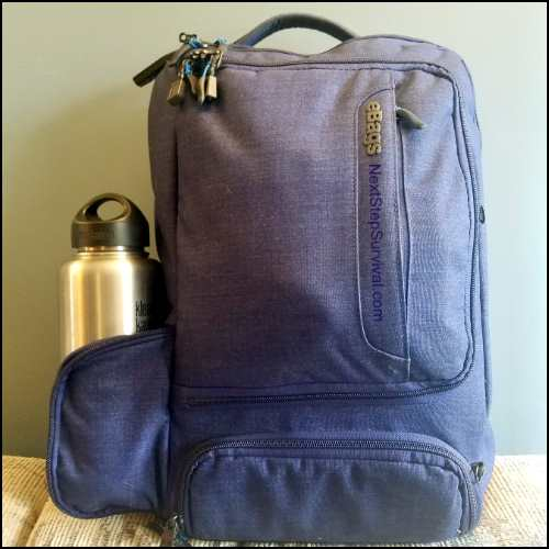 Current EDC - eBags Slim Backpack