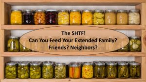 The Prepping Dilemma. Preppers Will Be Overrun – By Family And Friends When SHTF
