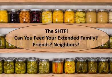 If the SHTF, can you feed everyone?