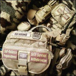 My Old EDC Bag - Maxpedition Mongo Versipack