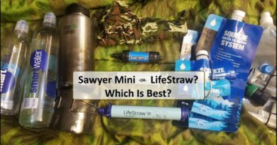 Sawyer Mini or LifeStraw?