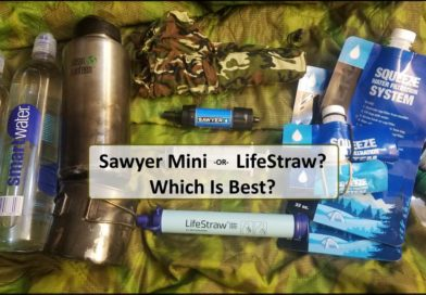 Sawyer Mini or LifeStraw?