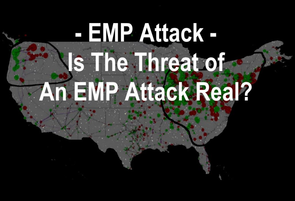 EMP Threat - It The Threat Real?