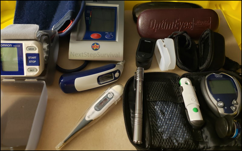 Basic Home Medical Equipment