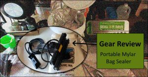 Read more about the article Portable Mylar Bag Sealer Review