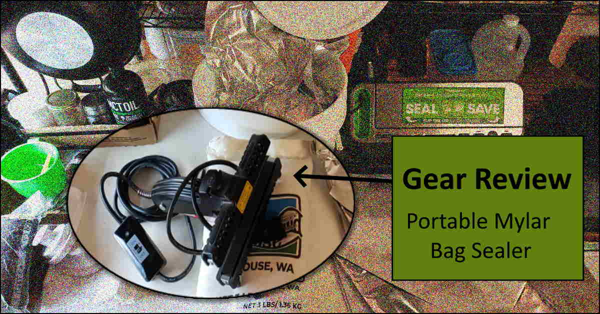 You are currently viewing Portable Mylar Bag Sealer Review