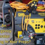 An Emergency Generator