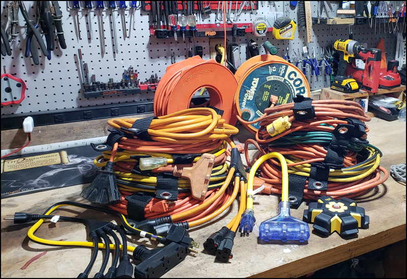 Generator Extension Cords