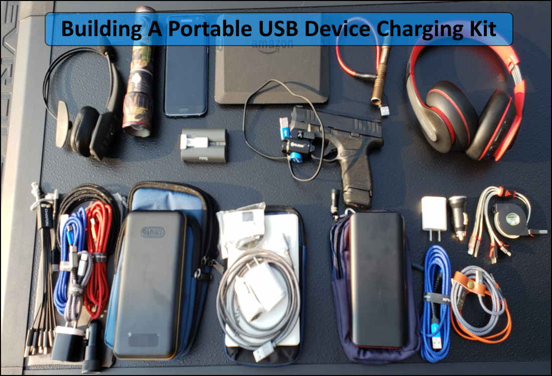 Building A Portable USB Device Charging Kit – The Ultimate Guide
