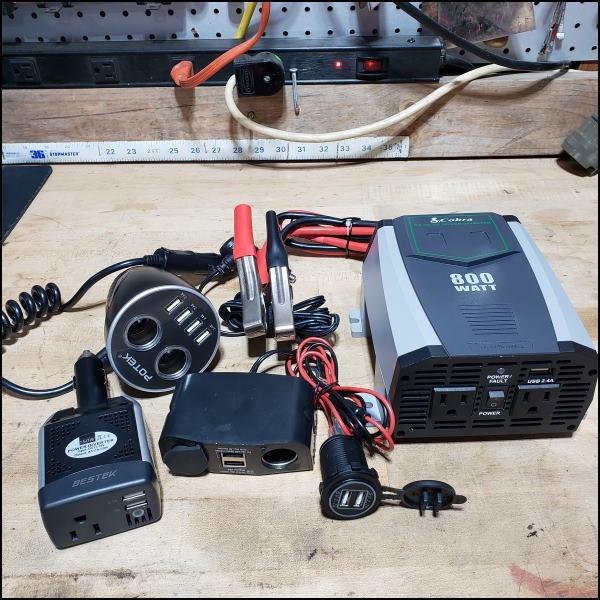 800 Watt Inverter