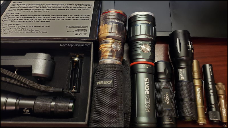 Quality Flashlights