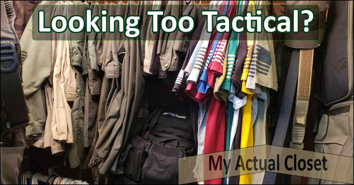 Looking Too Tactical – Is It Really That Dangerous?
