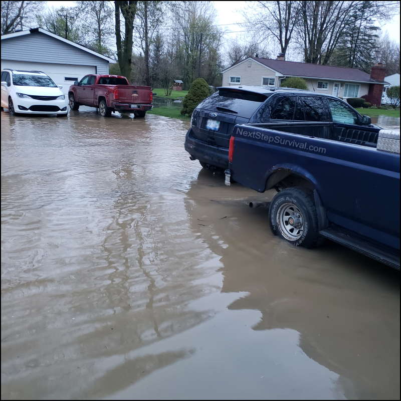 image - My Driveway Flooded