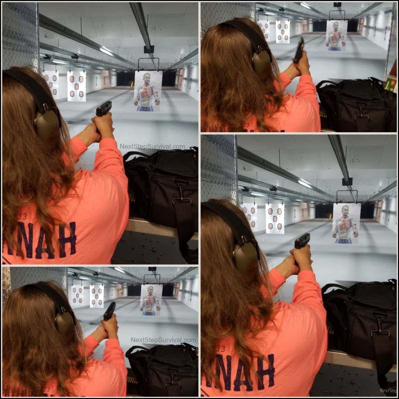 image - My Wife At The Gun Range