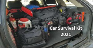 Vehicle Survival Gear / 2021 Car Emergency Kit – Video