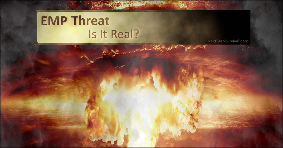 EMP Attack – Is The Threat Of An Electro-Magnetic Pulse Attack Real?