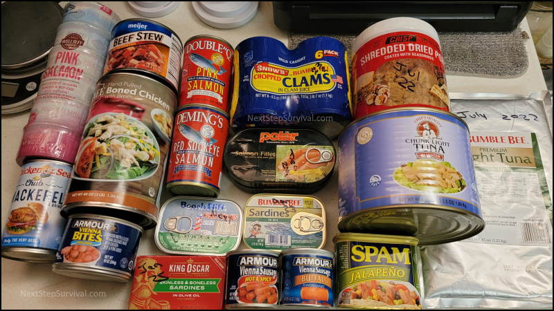 Image - More Protein/Meat Options For Our Prepper Pantry