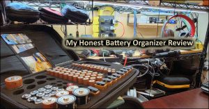 Review: Comecase Battery Organizer Storage Case