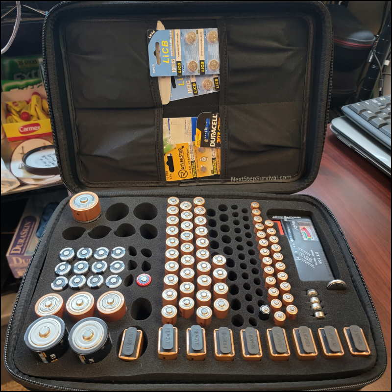 Image - My Comecase Battery Organizer Storage Box Product Review