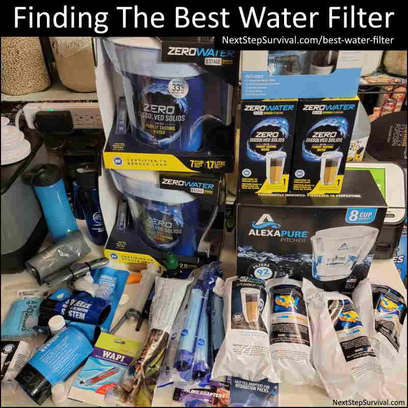 Instagram Image - Best Water Filter