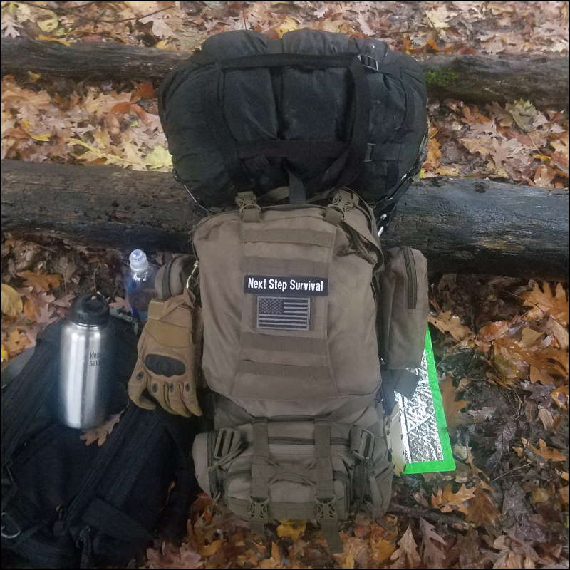 Image - Paratus 3 Day Operator's Pack