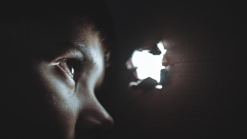 Image - Prepper Fear - Hiding