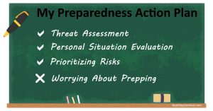 Read more about the article Building YOUR Realistic Preparedness Action Plan