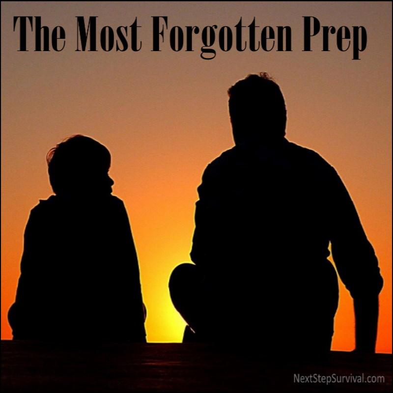 Instagram Image - The Most Forgotten Prepper Task