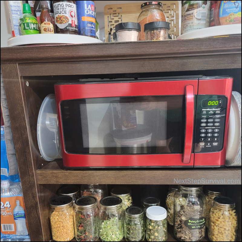 Image - Kitchen Food Storage Shelf